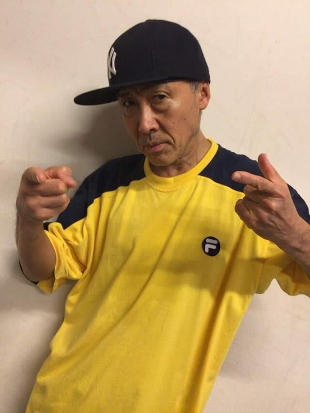 HIRO SAKUMA/SPARTANIC ROCKERS(ダンサー)