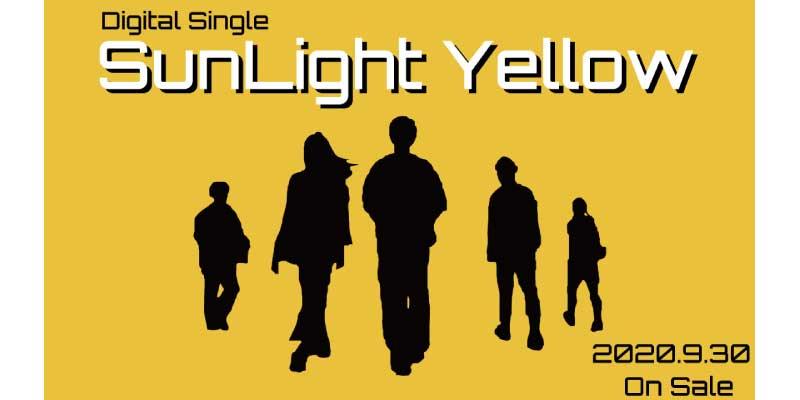 Digital Single Sunlight Yellow 2020.9.30 On Sale